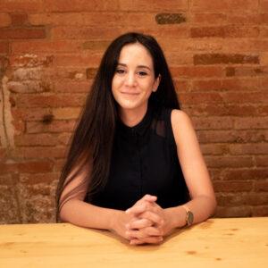 Mireia Gomariz BLOOCK Frontend Developer